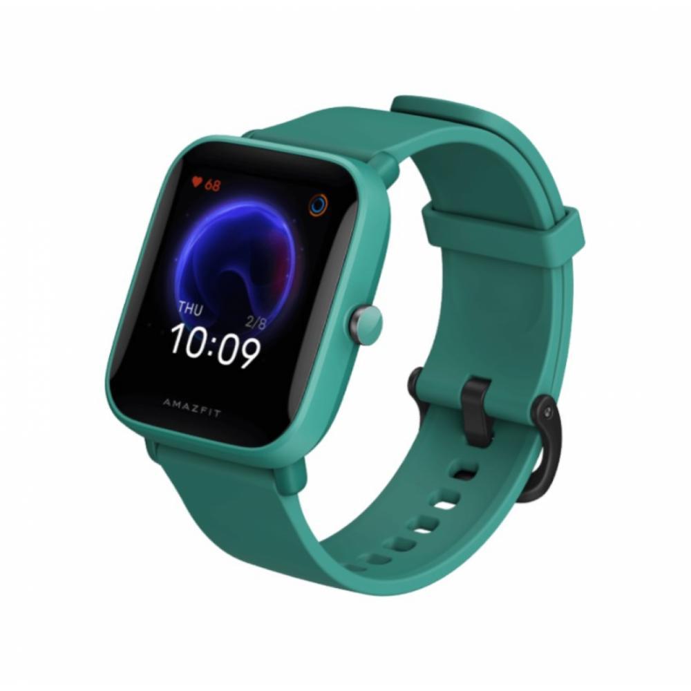 Умные часы Xiaomi Amazfit Bip U Зелёный