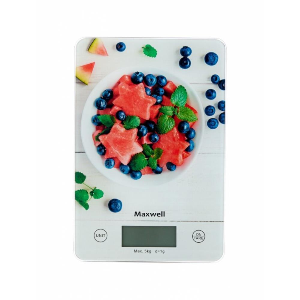 Кухонные весы Maxwell MW-1478