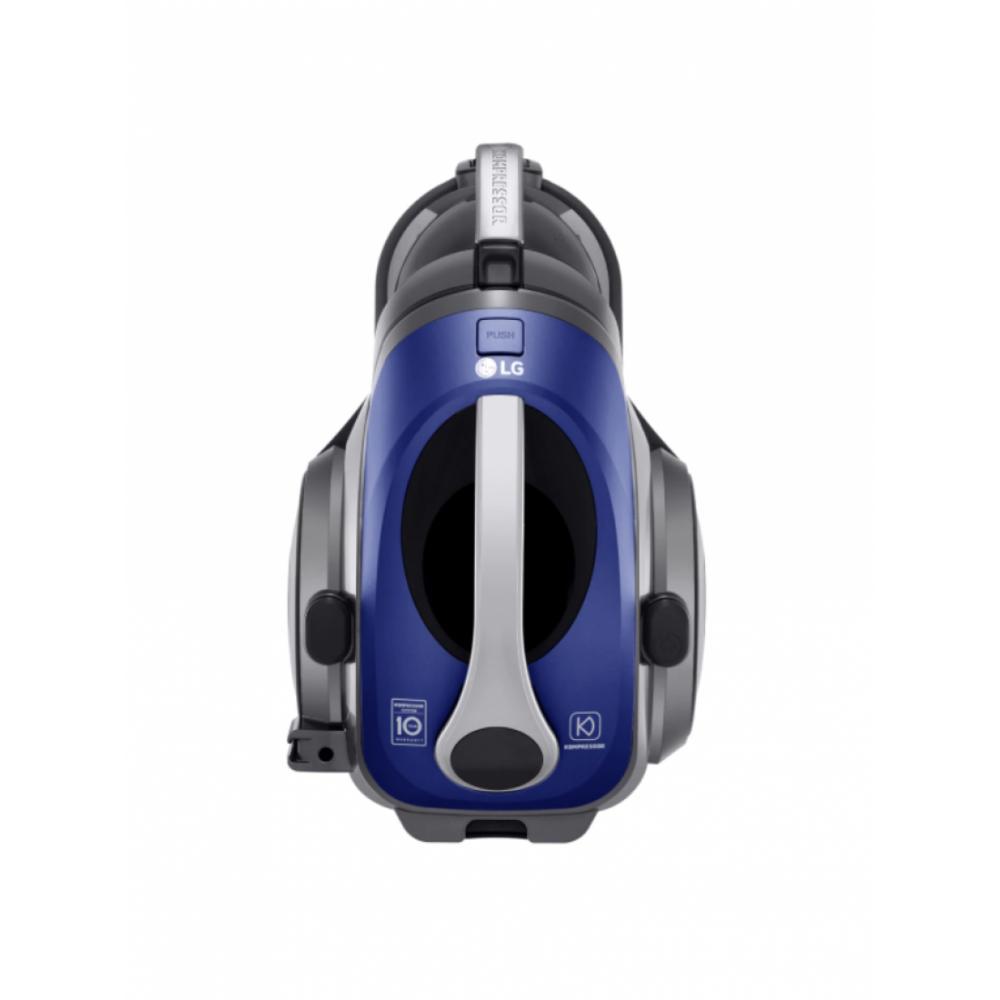 Пылесос LG VK89609HQ