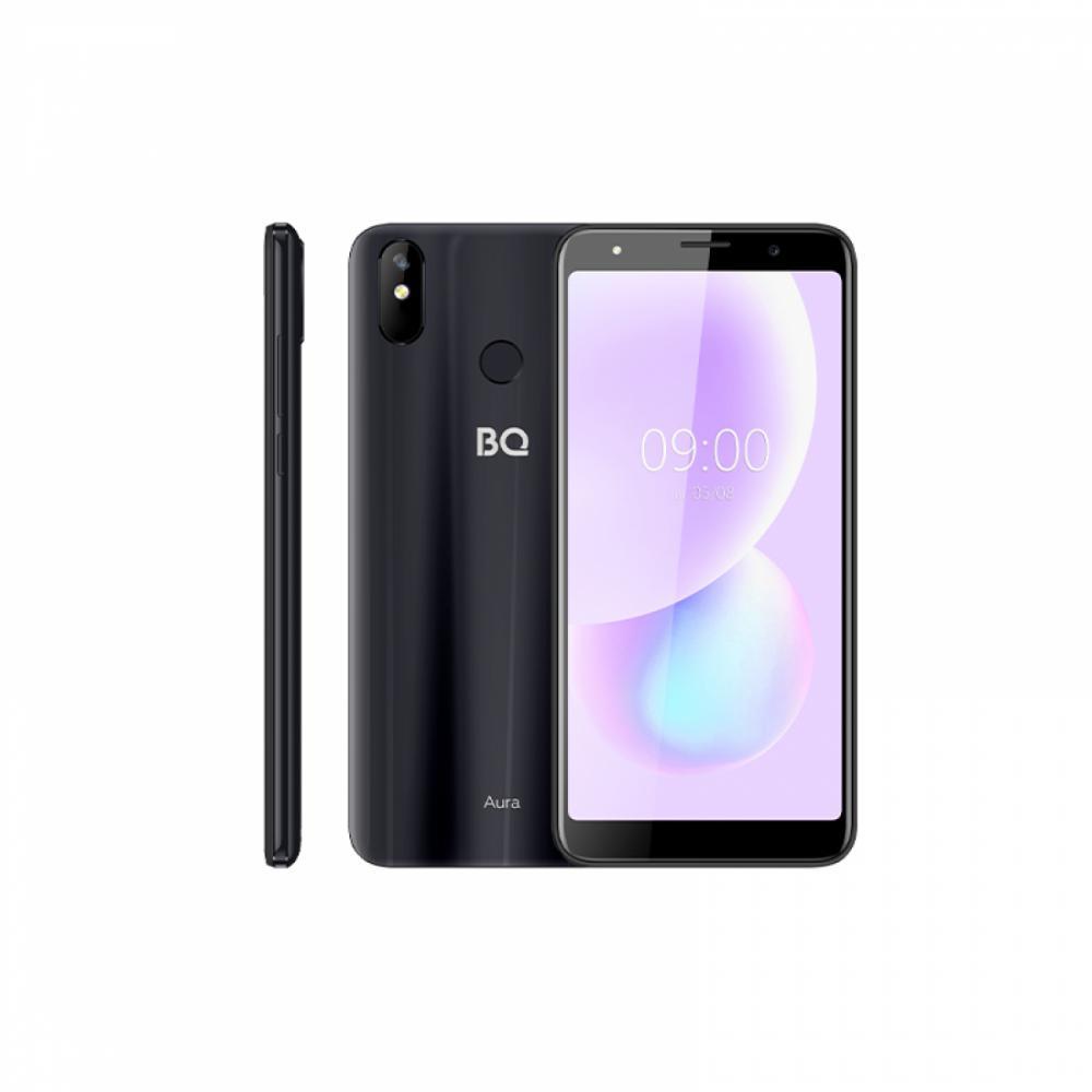 Смартфон BQ 6022G Aura 2 GB 16 GB Black vibes