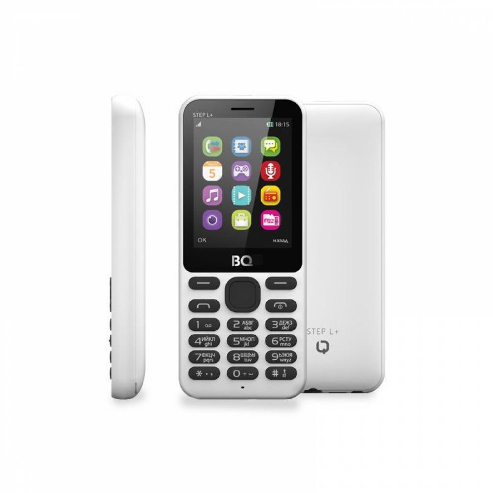 Кнопочный Телефон BQ 2431 Step L+ Белый