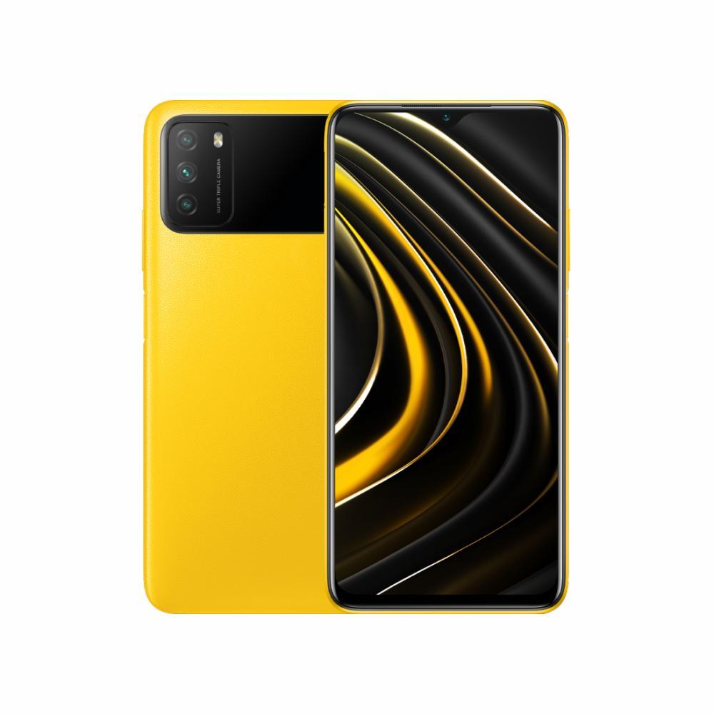 Смартфон Xiaomi Poco M3 EU 4 GB 64 GB Желтый