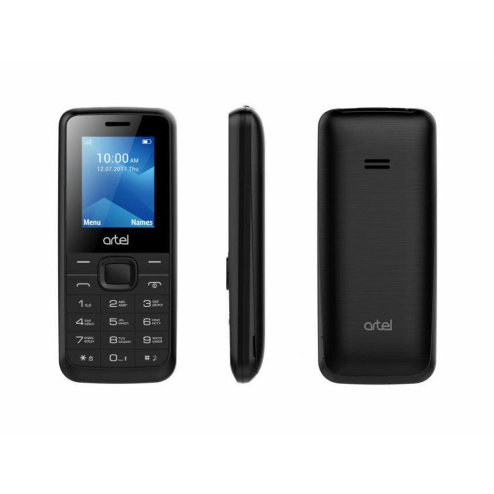 Кнопочный Телефон Artel F4 Чёрный