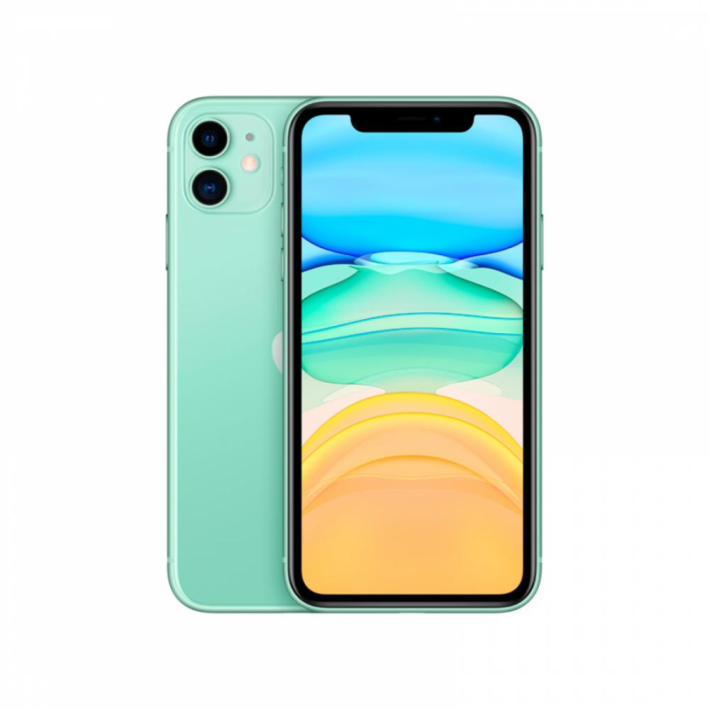 Смартфон Apple Iphone 11 4 GB 256 GB Зелёный