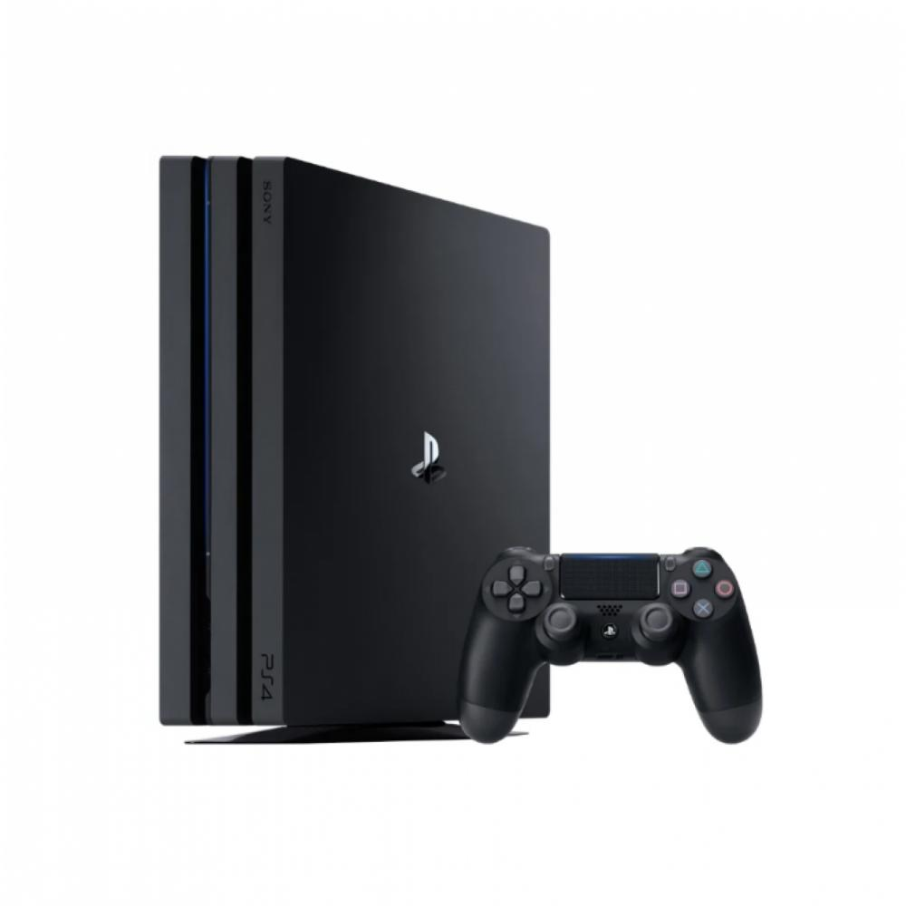 O'yin pristavkasi SONY PlayStation 4 Pro Asia + Game 1000 GB
