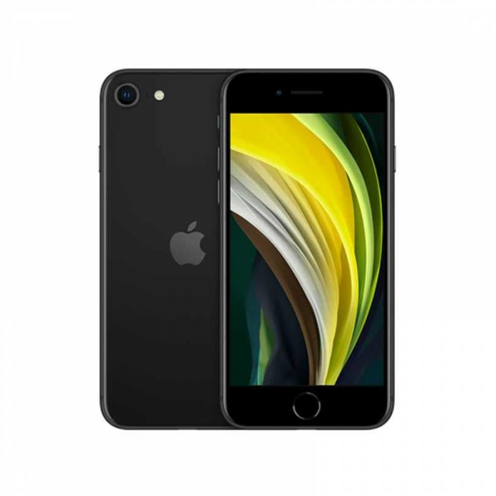 Smartfon Apple SE 2020 3 GB 64 GB Qora