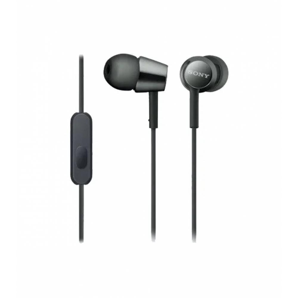 Sony Проводные наушники MDR-EX155AP Black