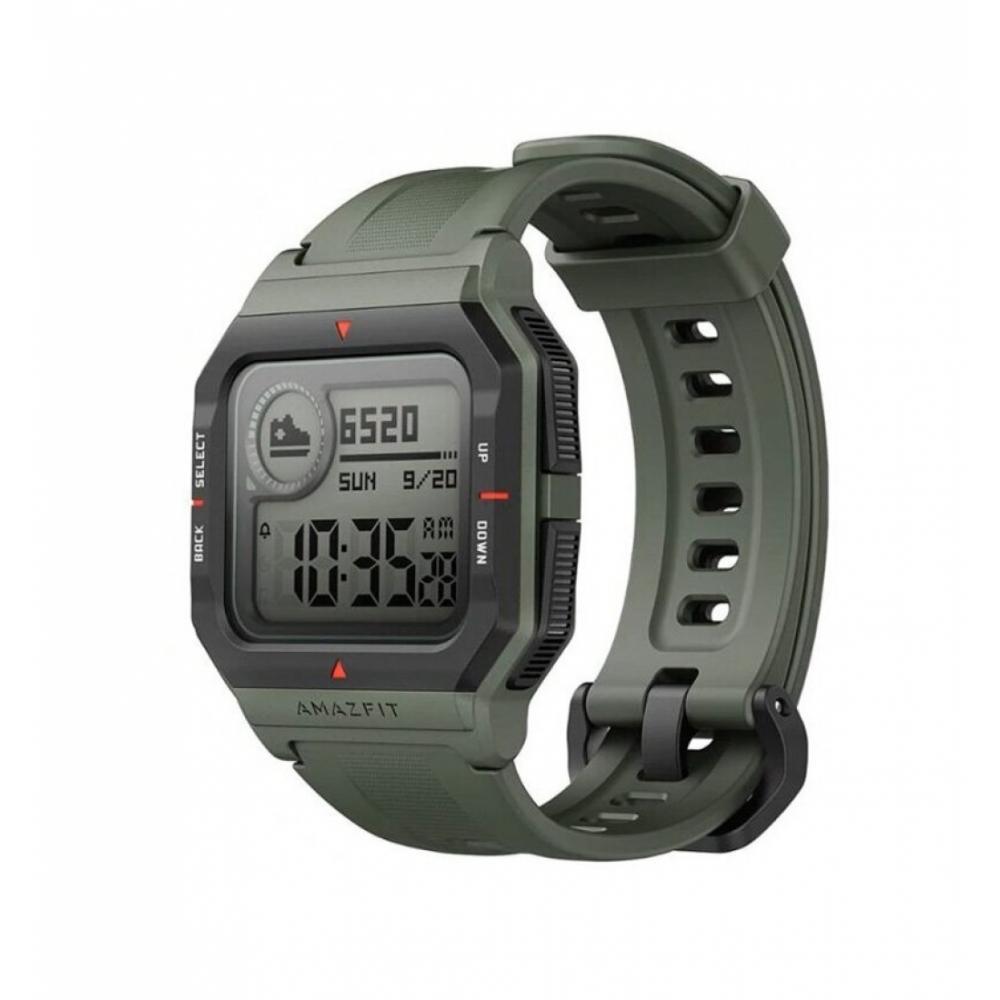 Умные часы Xiaomi Amazfit Neo Хаки