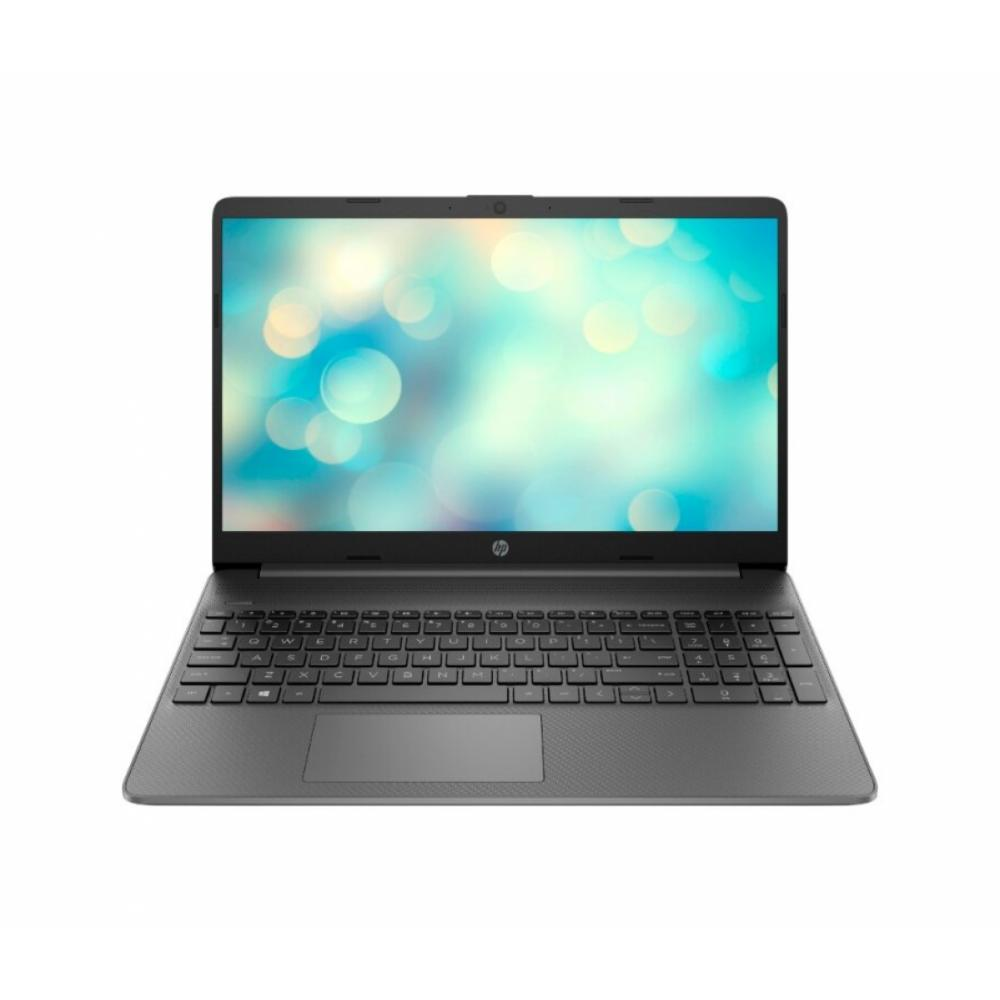 """Ноутбук HP 15S-du2100tu I3-1005G1 DDR4 4 GB HDD 1 TB 15.6"""" Intel HD Graphics Кулай сумка совга сифатида"""