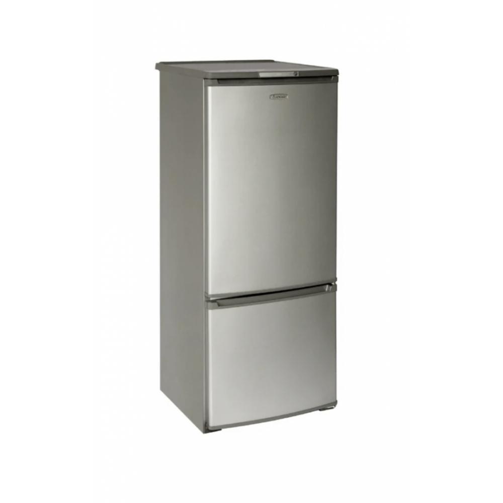 Холодильник Biryusa M151 Серебристый