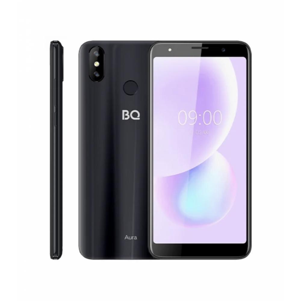 Smartfon BQ 6022G Aura 2 GB 16 GB To'q kulrang