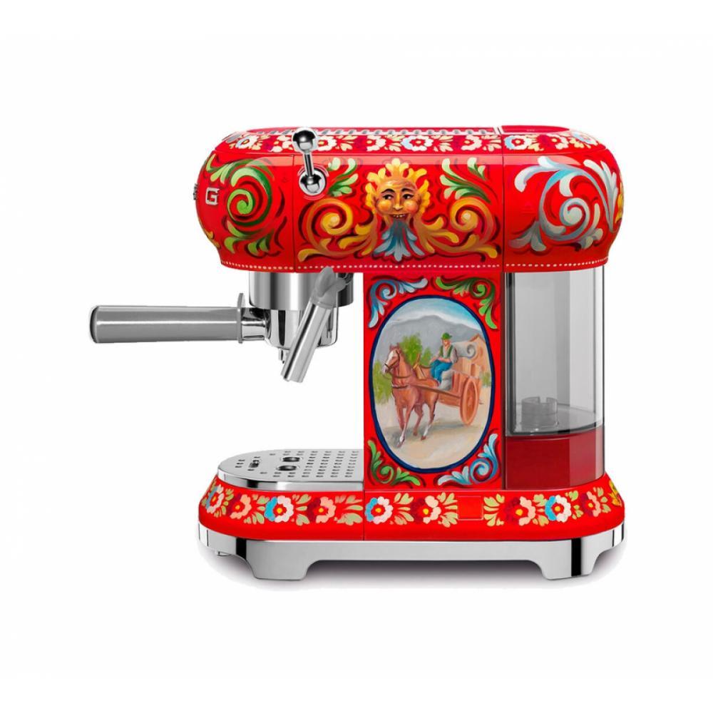 Кофеварка Smeg ECF01